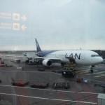 Arrivee a Lima