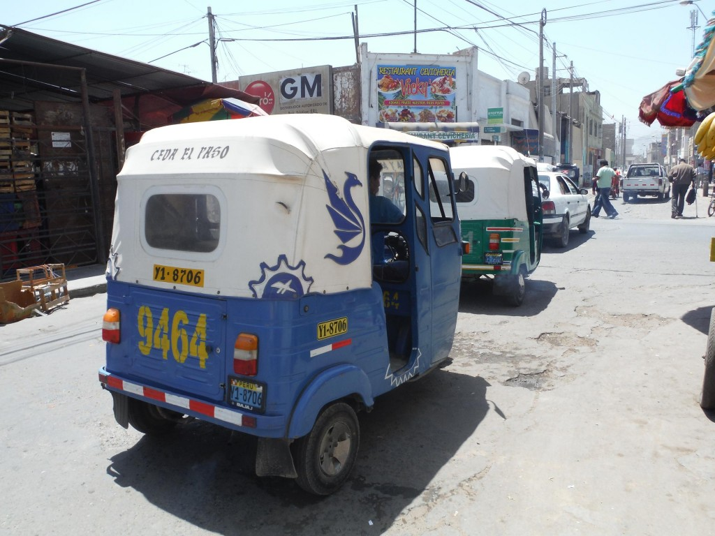 taxi pouce