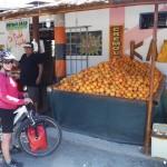 mmm le bon jus d'orange!