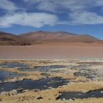nous sommes remontes sur l'altiplano