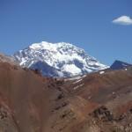 le magestueux, l'Aconcagua