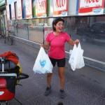le plein a Los Andes